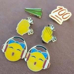 Varsity Cheer Pins
